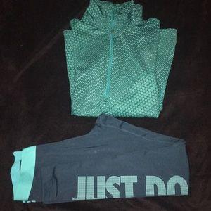 Nike marching set